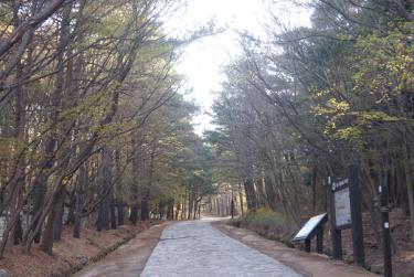 韓国人が新年の初日の出を見に訪れる山~トハム山①~