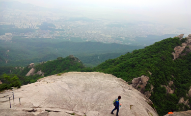 National parks that are Guinness certified ~ Bukhansan(북한산)~