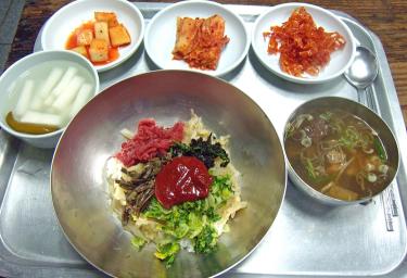 JinjuBibimbap~Cheonhwangsikdang ( 천황식당 ) ~