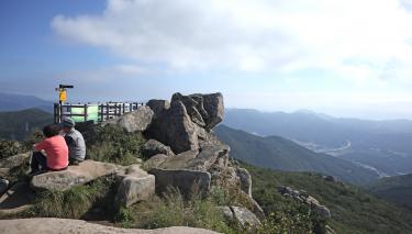 【YouTube連動】釜山の金井山(クムジョンサン)に行ってきました♪