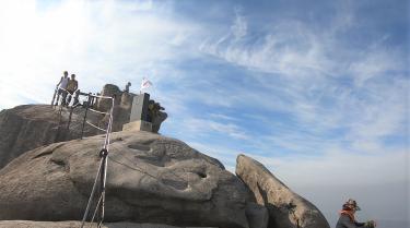 【YouTube連動】韓国旅行2019年11月③北漢山へ紅葉登山♪