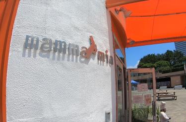 """Seaside Restaurant """"mamma-mia"""" ~浜辺のレストラン「マンマミーア」"""