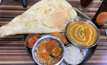 Indian Curry Restaurant Kathmandu~インドカレーショップ カトマンズ