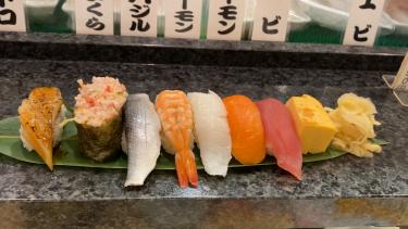 Stand-up style sushi restaurant~立喰い寿司 すし将軍